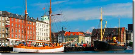 Copenhagen Vacation Cruises